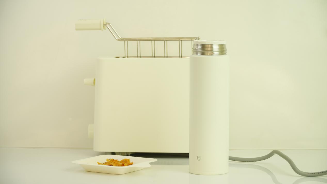 精致生活从早餐开始,Pinlo迷你烤面包机+保温杯使用体验