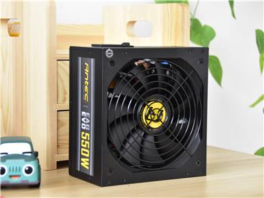 全模组电源何以被热衷,安钛克EAG 550EVO开箱体验