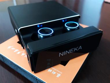 轻盈优雅的精灵—Nineka N2无线蓝牙耳机