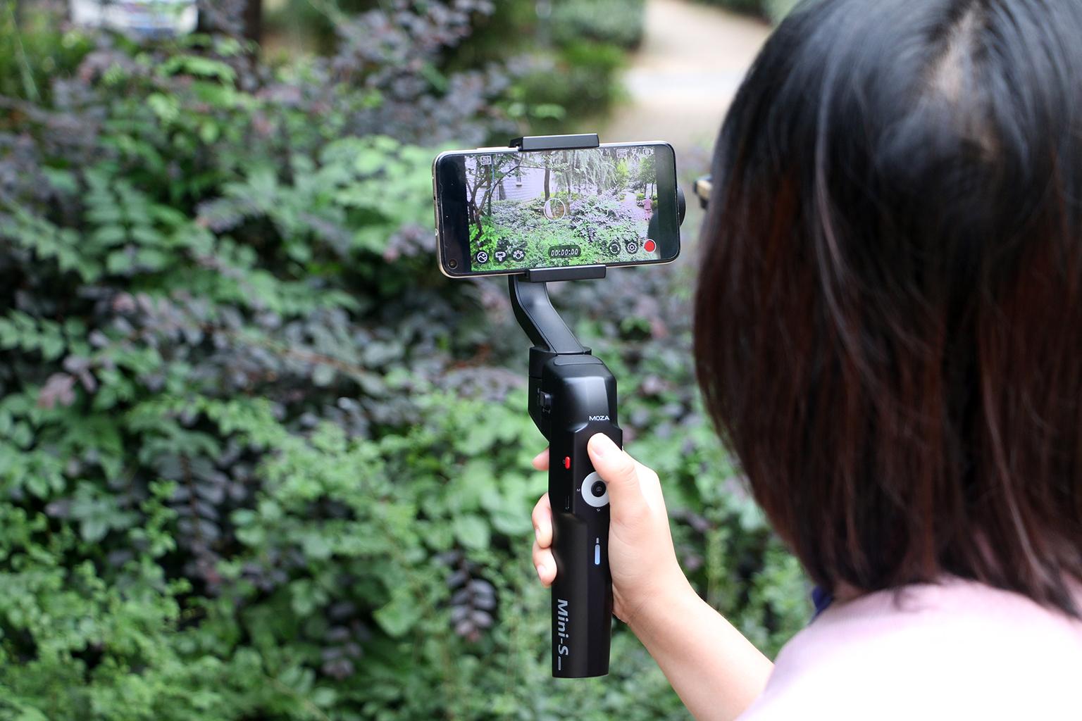 拍摄Vlog再也不手抖,魔爪Mini-S帮你记录美好瞬间