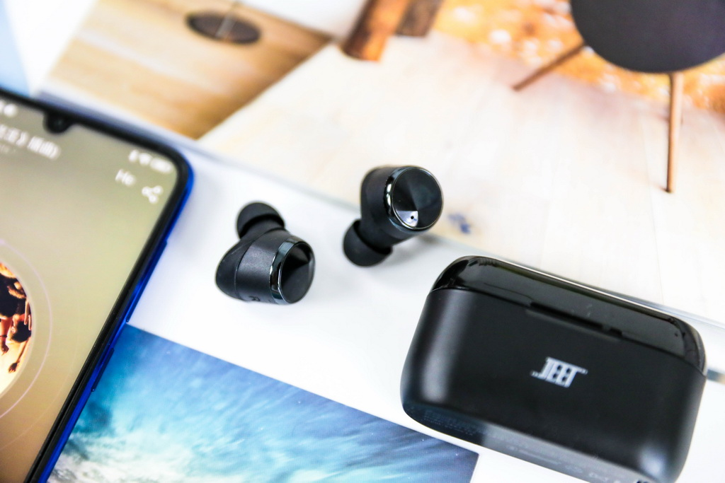 越听越喜欢!JEET Air Plus真无线蓝牙耳机体验,夏日好声音