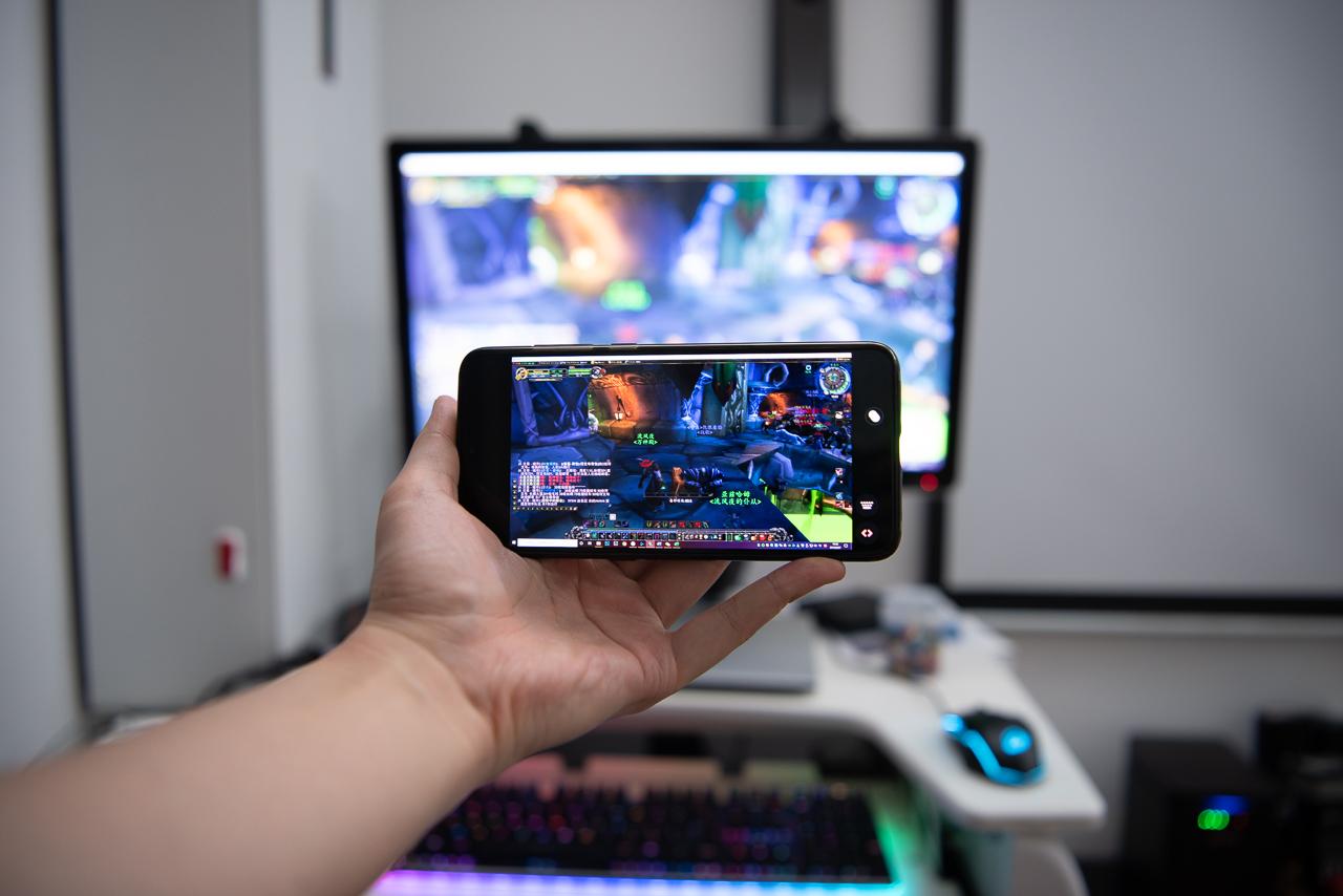 把电脑装进手机:向日葵控控A2