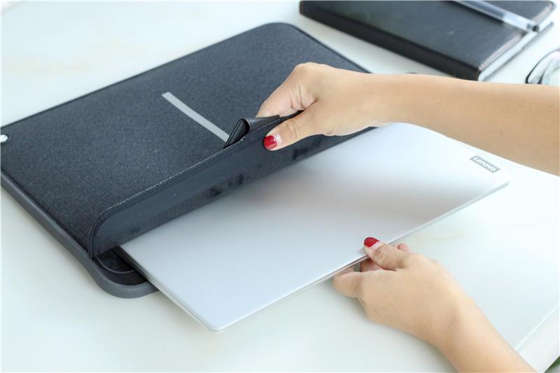 联想小新Pro13到手了,防护我是这样做的!耐尔金笔记本包体验