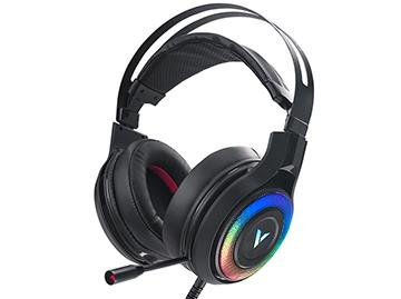 【免费试用】雷柏VH520虚拟7.1声道RGB游戏耳机