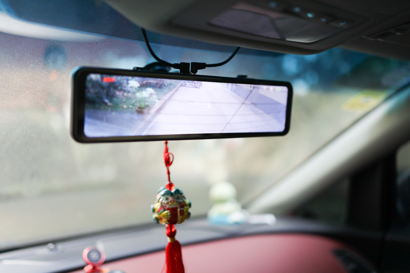 稳定安全是王道,上路实测盯盯拍E5行车记录仪