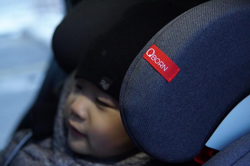 不会再纠结!1399的QBORN新一代安全座椅,却有4999的功能和材质,真香!