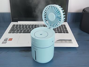 吹风、蒸脸四季可用,使用随带随走——奥睿科WT-FHU加湿器
