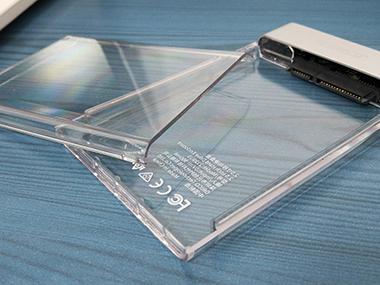 一款值得入坑的实用透明硬盘盒——奥睿科2129U3透明硬盘盒简评