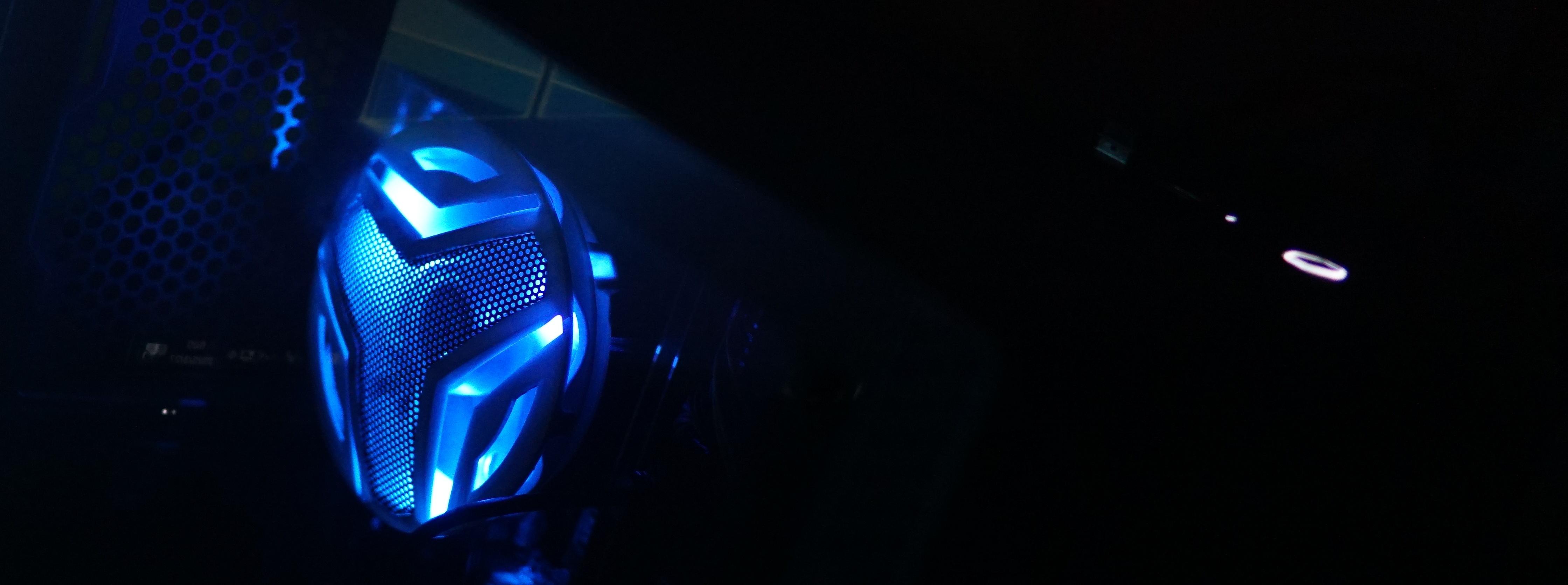 酷冷至尊MB400L智瞳机箱装机及踩坑排查经历