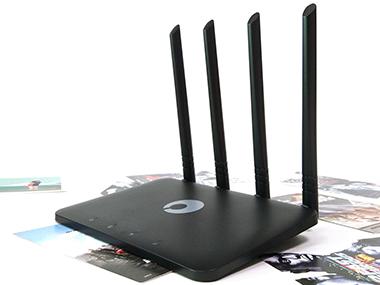 智能组网,支持全网通4G插卡和智能切换——蒲公英X4C路由简评