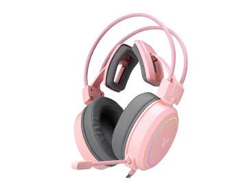 【免费试用】雷柏VH610虚拟7.1声道游戏耳机