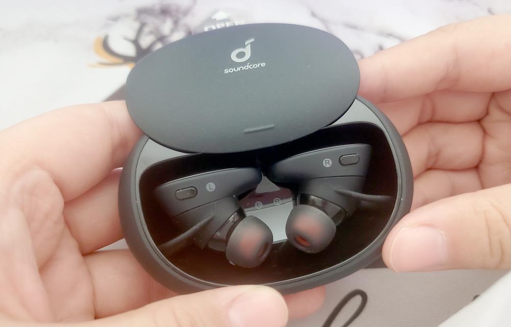 澎湃低音,带来CD级音质体验——Anker声阔 Liberty 2 Pro