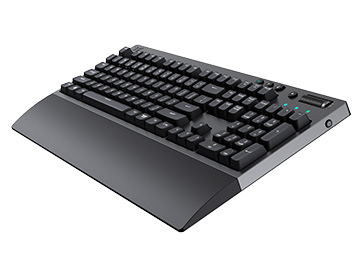 【免费试用】TT 曜越 G521 无线2.4G蓝牙有线多模电竞机械键盘