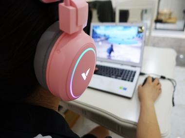 雷柏VH610游戏耳机评测:电竞游戏中的致胜法宝