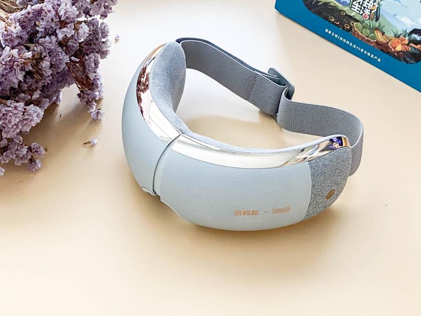 随身天猫精灵,随时按摩护眼,倍轻松iSeeX Pro眼部按摩仪有用吗?