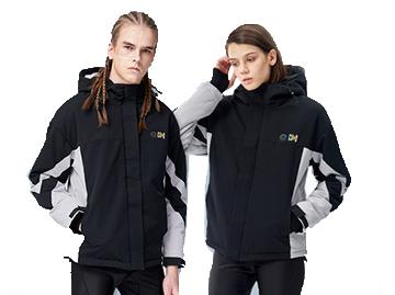 【免费试用】fooxmet风谜智能温控电加热服外套