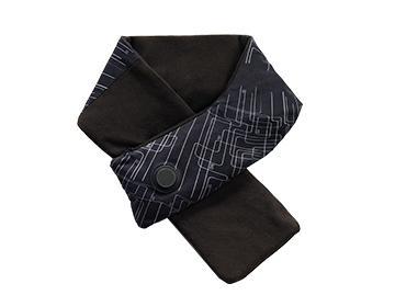 【免费试用】fooxmet风谜智能温控发热围巾