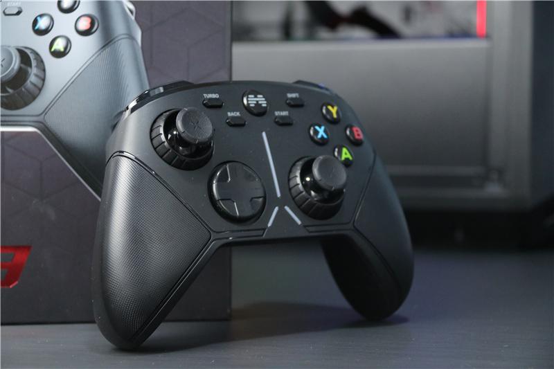 机械触感,按键自定义不简单,北通阿修罗3游戏手柄体验
