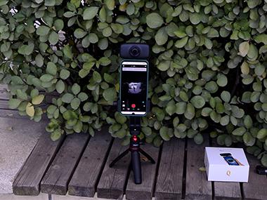 随手拍出炫酷大片—QooCam FUN全景Vlog相机体验