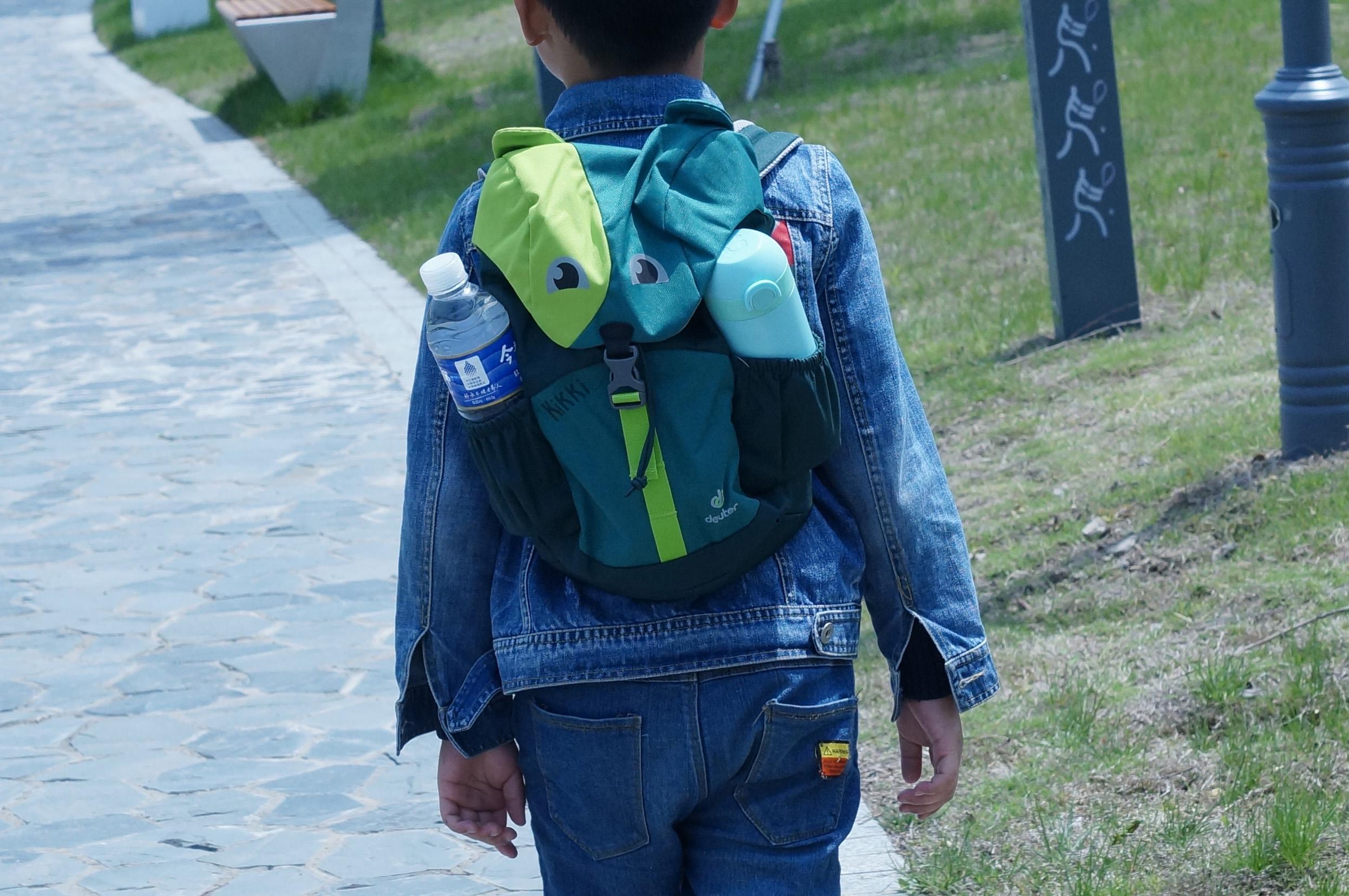 小小的身体需要好书包呵护——德国多特kikki儿童书包测评