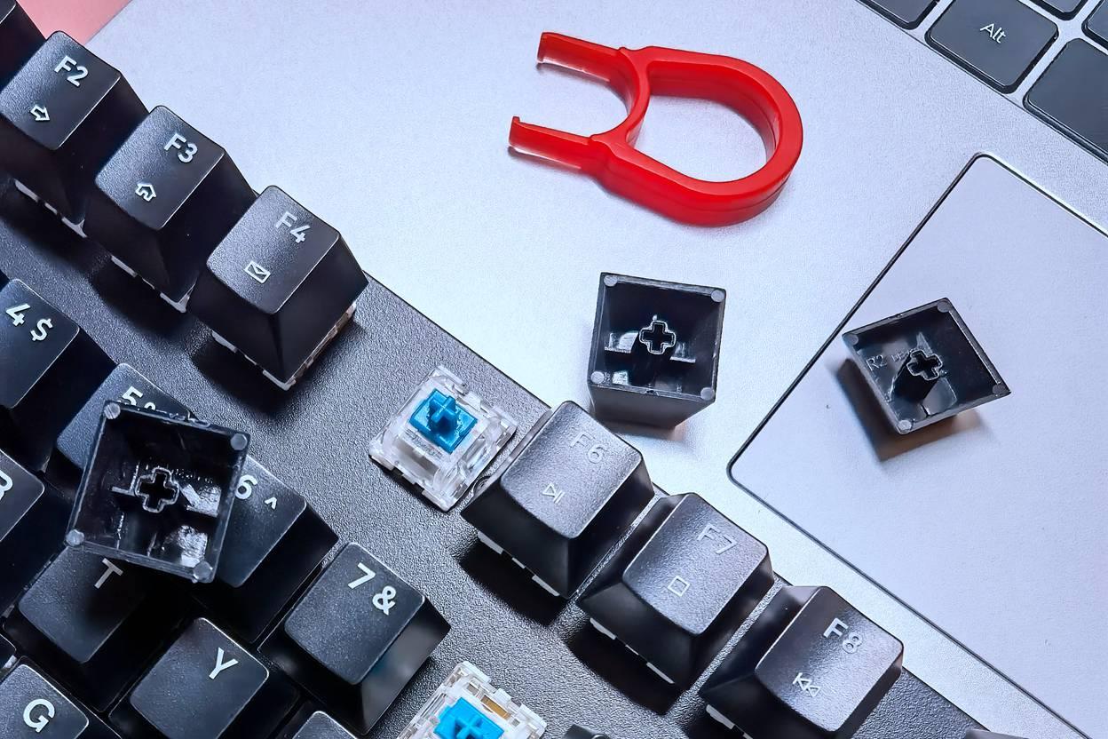 雷柏V500 PRO无线机械键盘:经济实用的入门之选