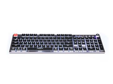【免费试用】狼蛛F2090超薄型机械键盘
