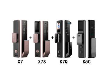 【免费试用】TCL 智能锁K5C+X7S+X7+K7Q