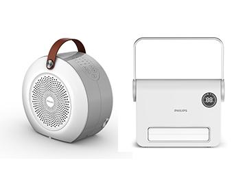 【免费试用】飞利浦浴室取暖器+飞利浦迷你暖风机