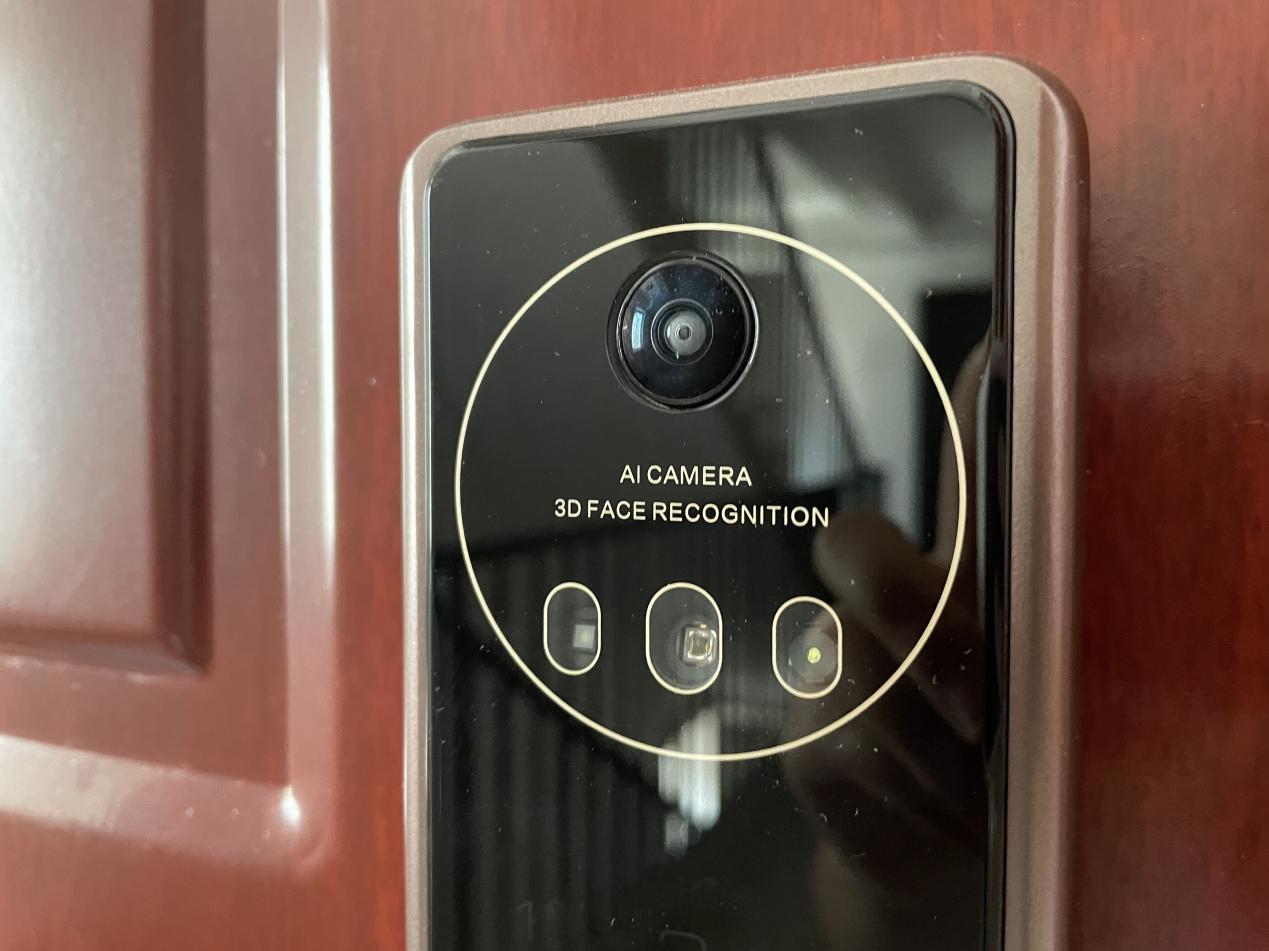 3D人脸识别、可视化安全升级,TCL智能门锁X7S体验