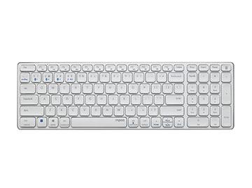 【免费试用】雷柏E9350G多模无线刀锋键盘