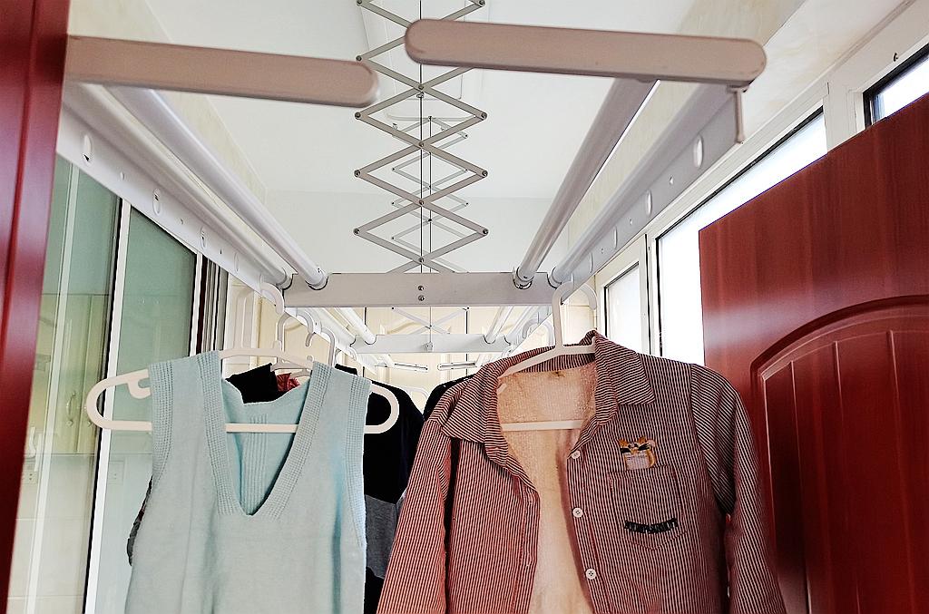 凯迪仕精灵KL20智能晾衣机:智能化的生活,让家居更便捷!