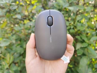 超萌小巧、多模连接、静音微动——雷柏M650鼠标评测