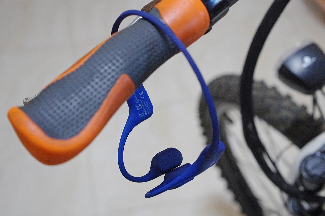 点燃运动激情:韶音Aeropex AS800专业运动耳机测评