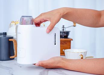 远离细菌、生活舒心——moido 智能除菌湿巾机