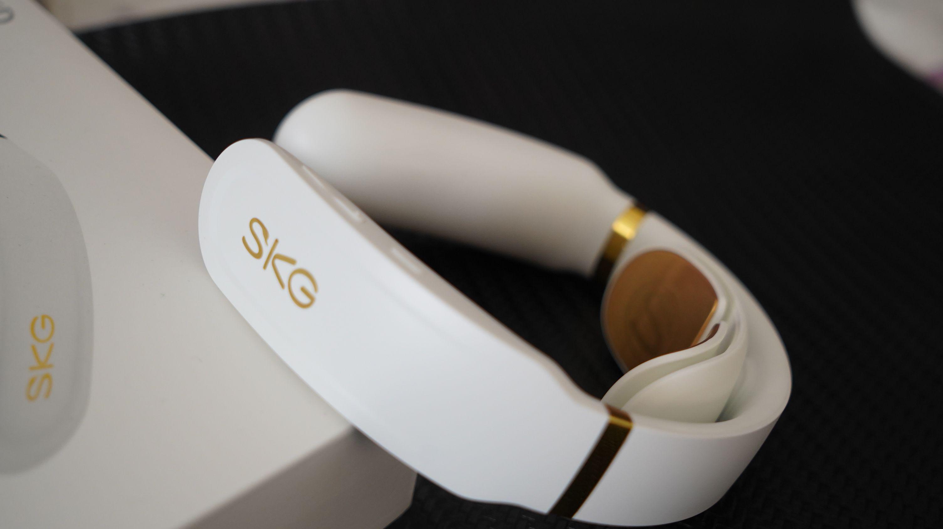 华为智选SKG智能颈椎按摩仪,智能按摩,更贴心