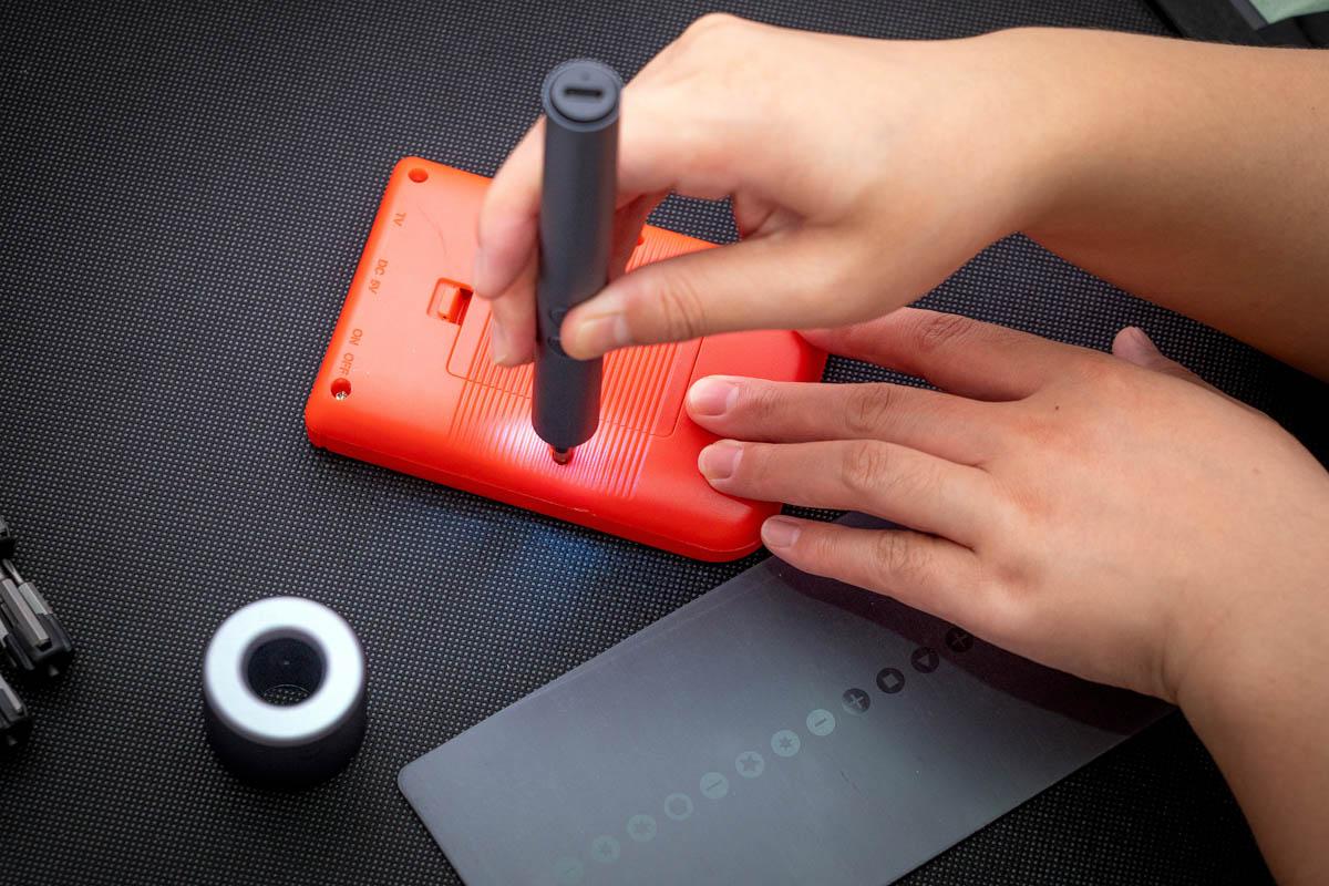 WOWSTICK PLAY电动螺丝刀:手机,家电,家具维修拆装必备好工具