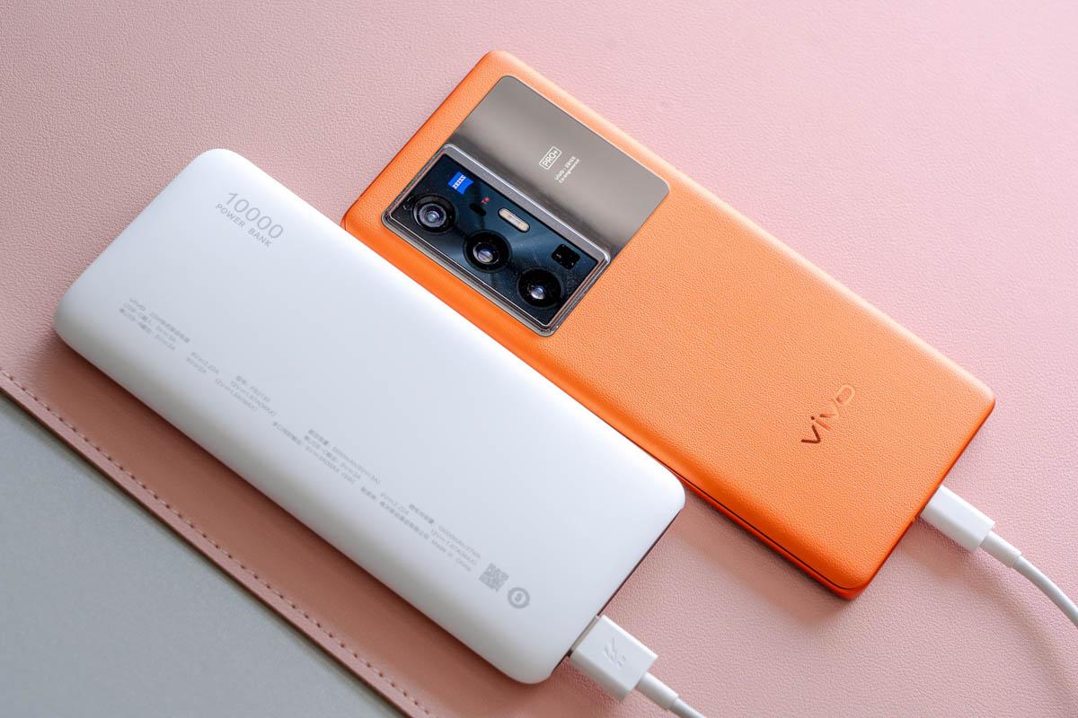 vivo 20W移动电源上手体验:能歌善舞,出门旅游准备充电宝