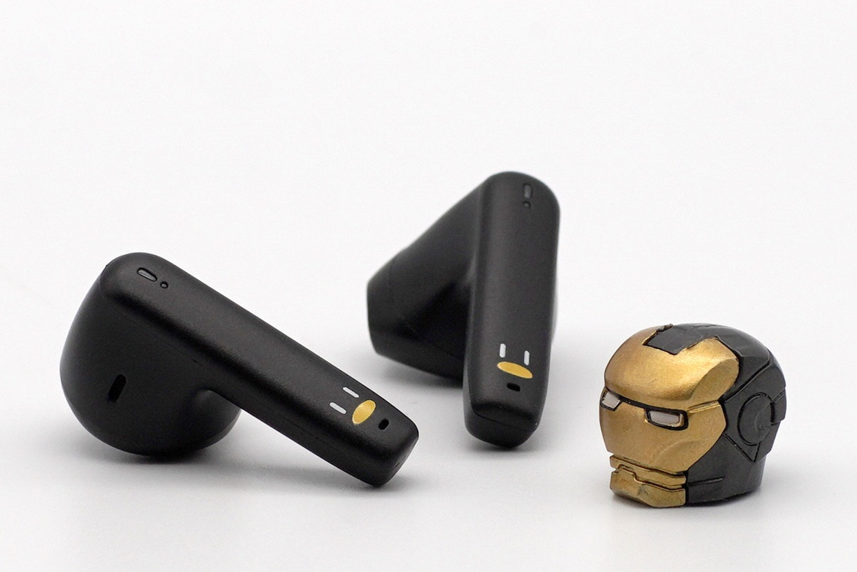 LiAVS LS02真无线蓝牙耳机:音乐高音质、游戏低延迟