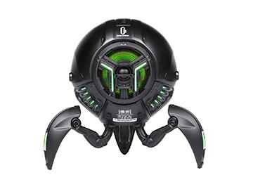 【免费试用】重力星球(Gravastar) G1 Pro无线蓝牙音箱 陨石黑